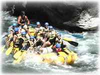 Adams River Rafting